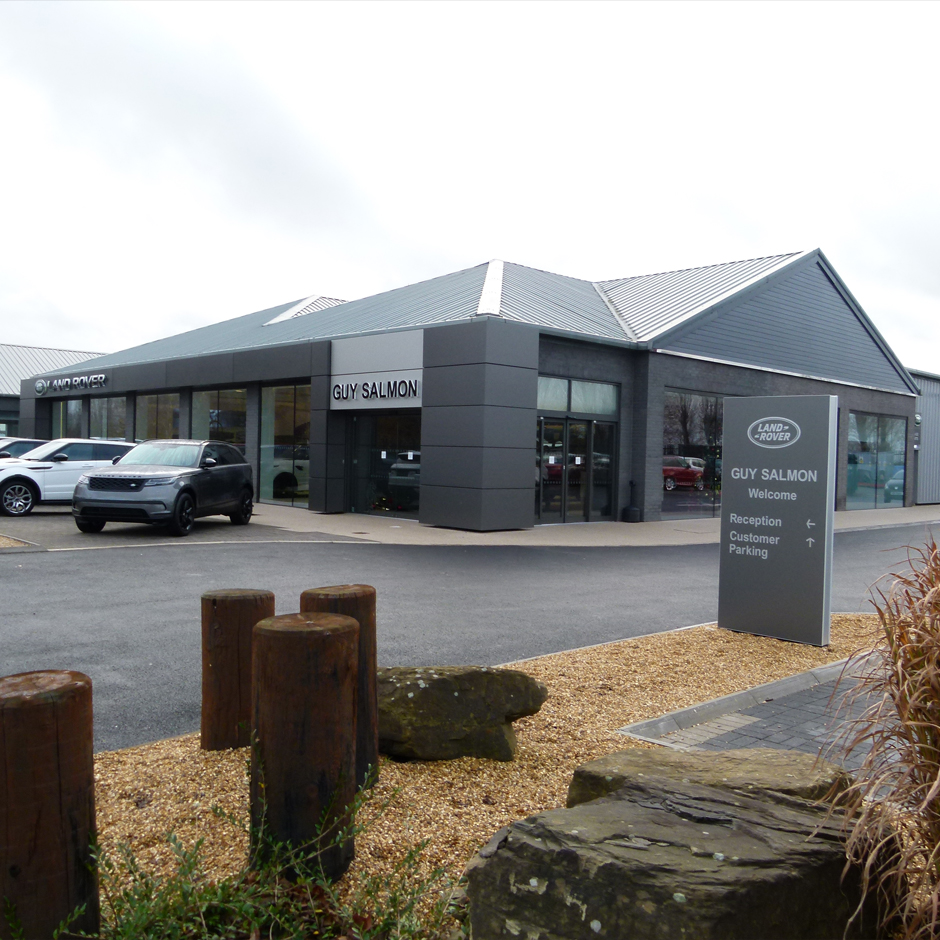 Land Rover Knutsford ready to open