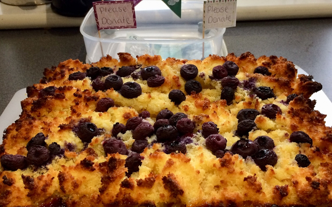 Bake for Macmillan Coffee Morning