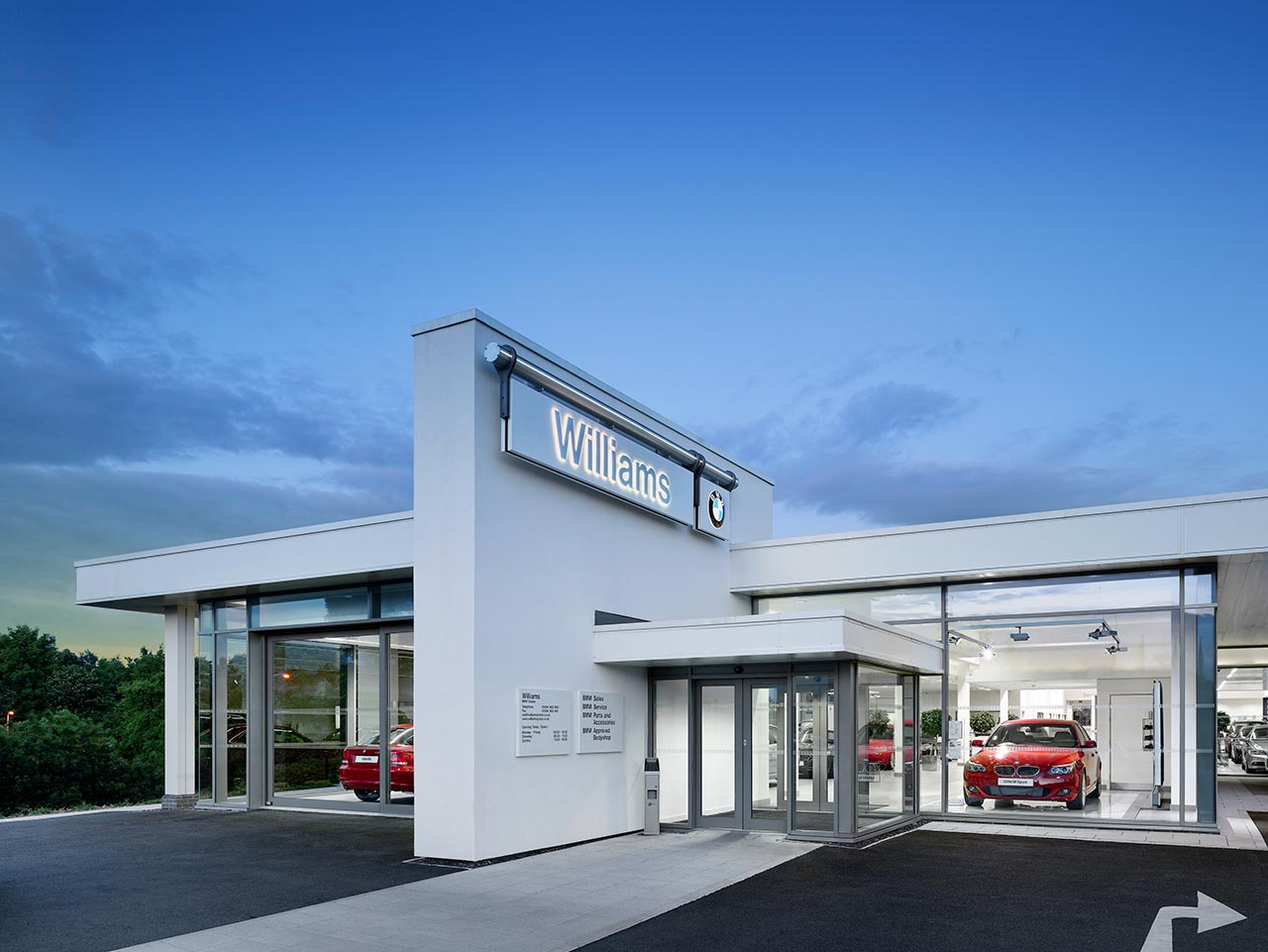 Williams BMW Bolton